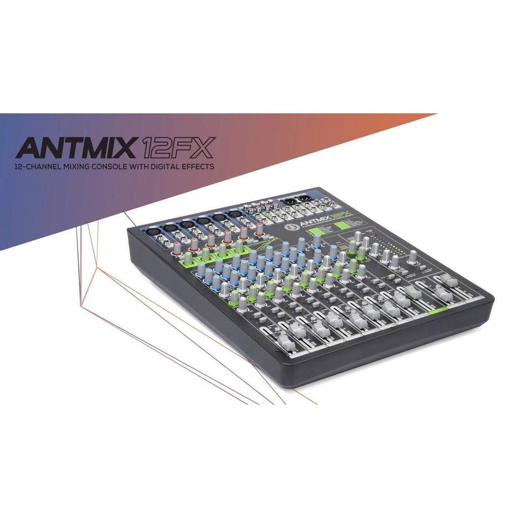 ANT ANTMIX 12FX - Verb nhẹ