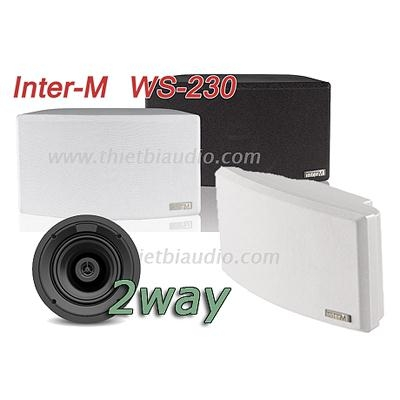 Inter-M WS-320 - 2 Way