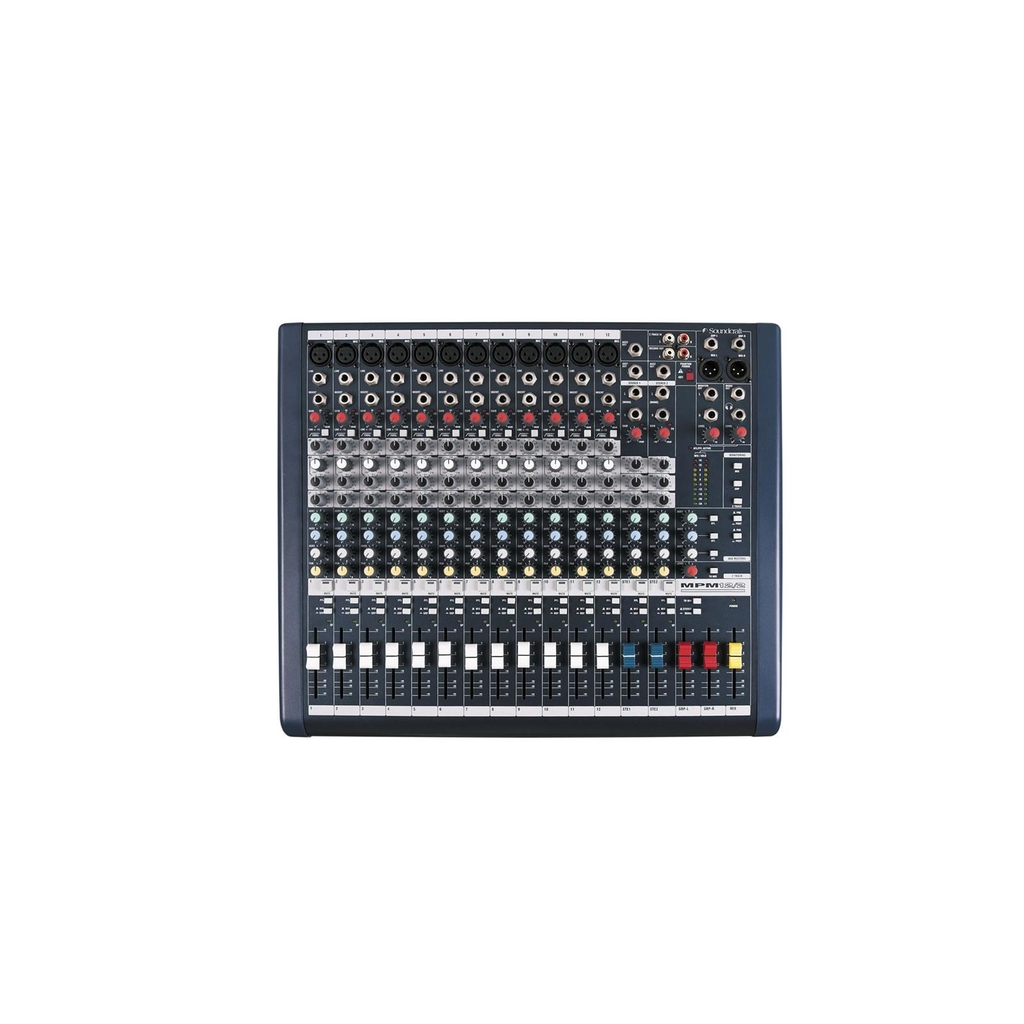 Soundcraft MPMi-12 (Tổng 16 Line)