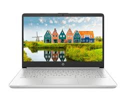 Laptop HP 14s-dq1100TU 193U0PA (i3-1005G1/4GB/256GB SSD/14/VGA ON/Win10/Silver)