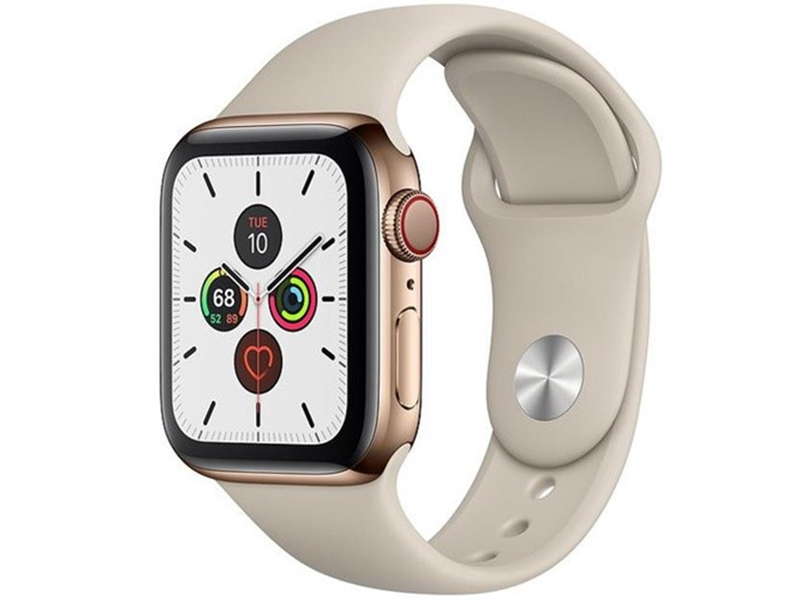 Apple Watch Series 5 (viền thép)
