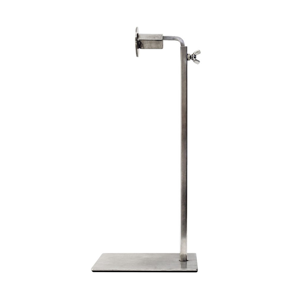Stainless steel bag stand hanger - 01