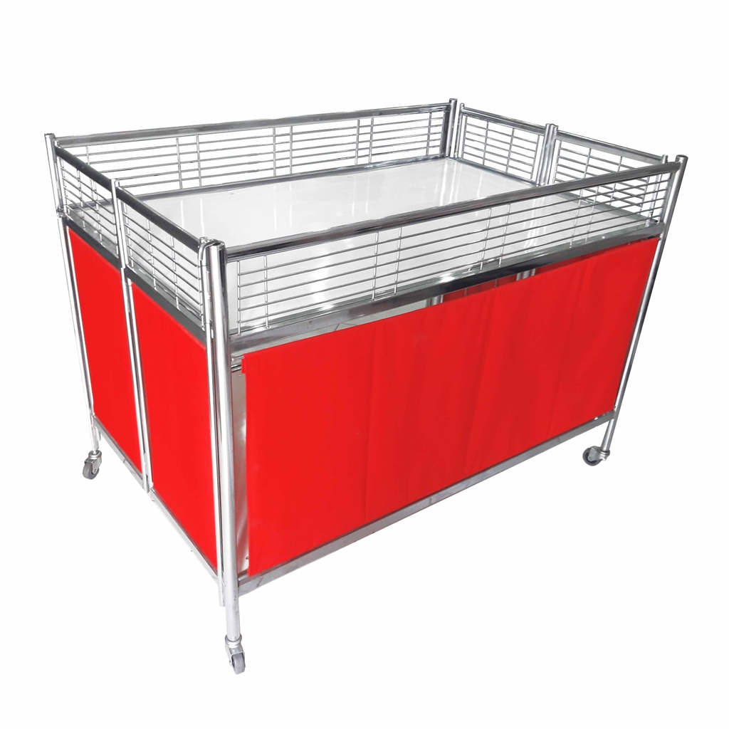 Fixed display cart 02