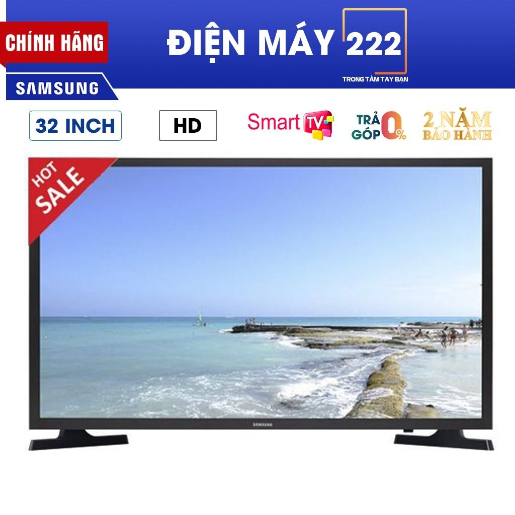 Tivi Samsung UA32T4500 32 inch Smart TV HD LED Mẫu 2020