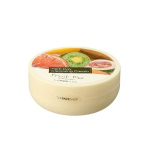 THE FACE SHOP- Kem Tẩy Trang Herb Day Cleansing Cream 2010 - Fruit Mix