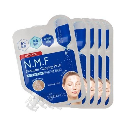 MEDIHEAL -MẶT NẠ NGỦ N.M.F MIDNIGHT CAPPING PACK