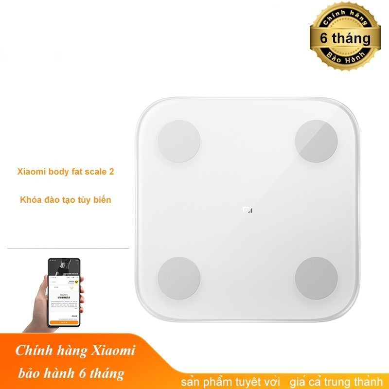 Cân Xiaomi Body Fat Scale 2