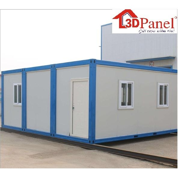 Container lắp ghép 40'' ngang - CH004