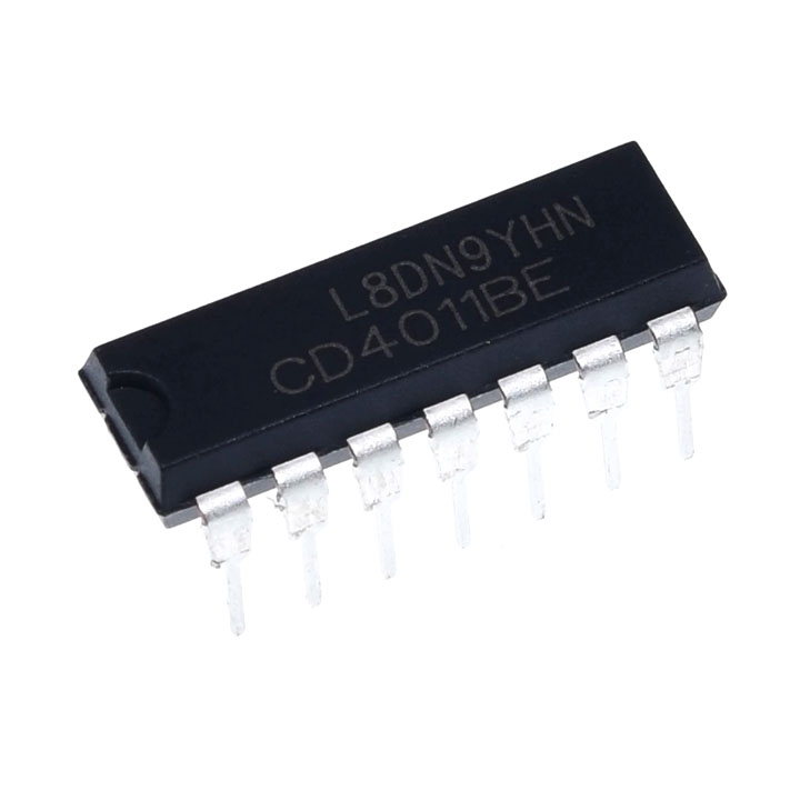 IC Logic CD4011 DIP14