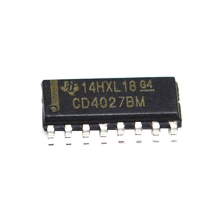 IC Logic CD4027 SOP16 Chân Dán