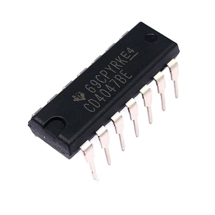 IC Logic CD4047 DIP14