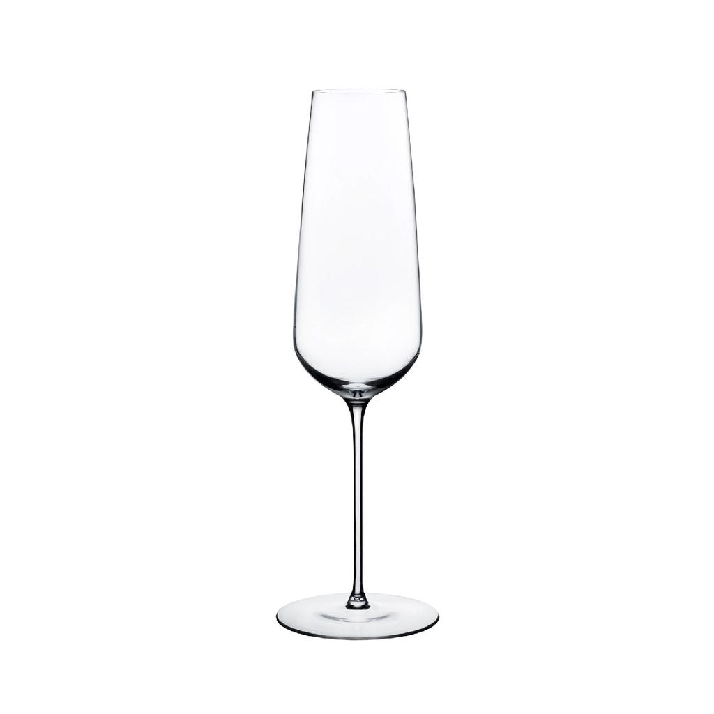 NUDE - Ly rượu sâm panh Stem Zero Flute