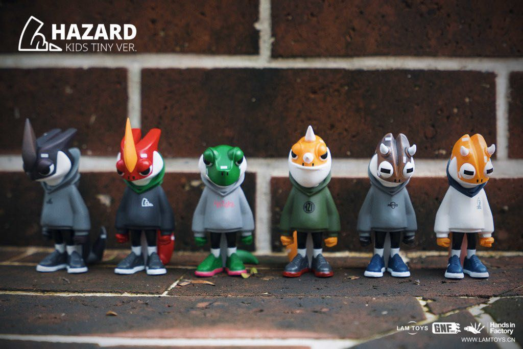 Hazard Kids Tiny Ver