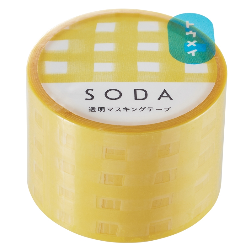 SODA tape - CMT30-001 - Plaind