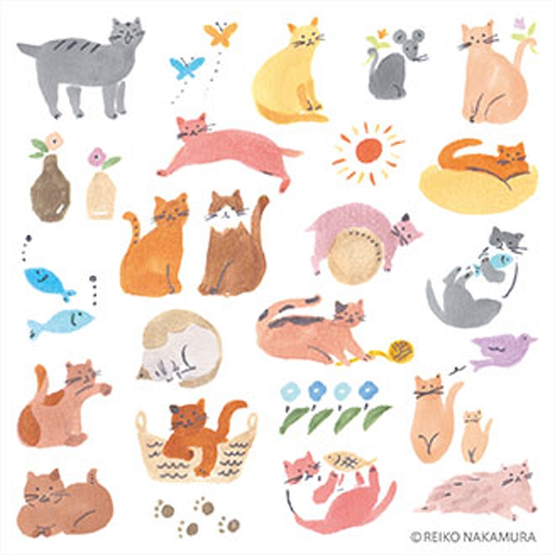 POP UP sticker - POP005 - Cat