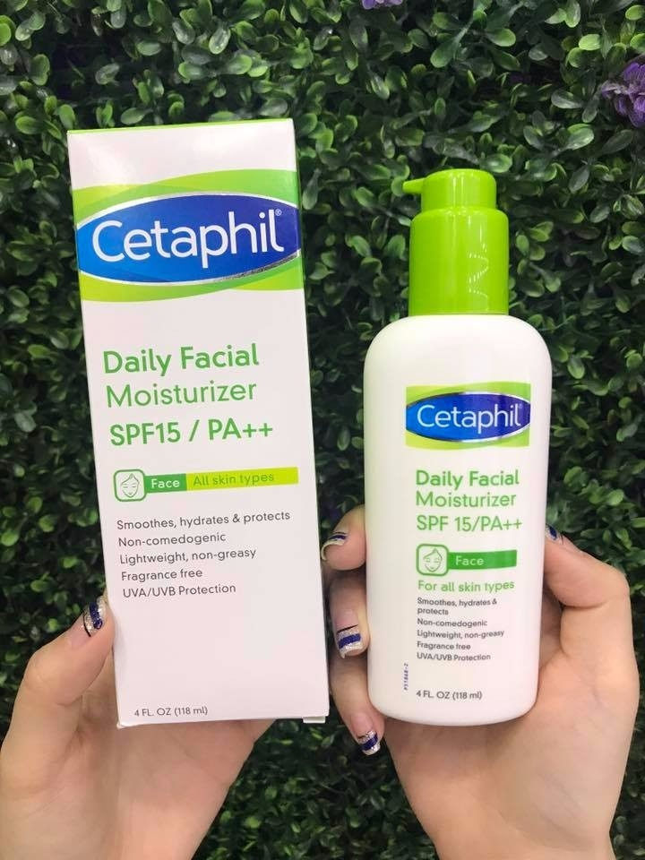 KDA Cetaphil SPF15 118ml