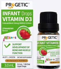 Progetic Vitamin D3 3ml