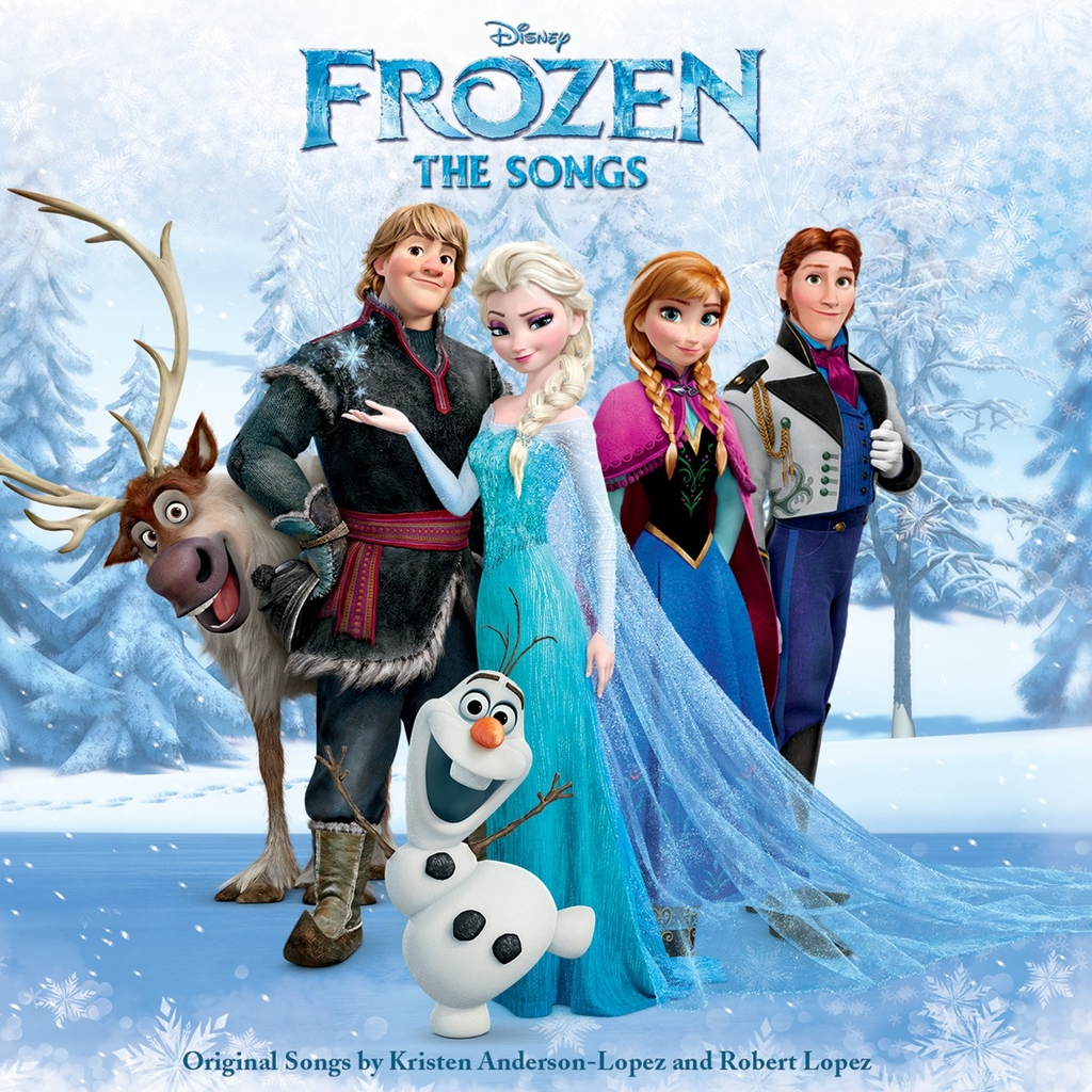 SONGS FROM FROZEN - O.S.T