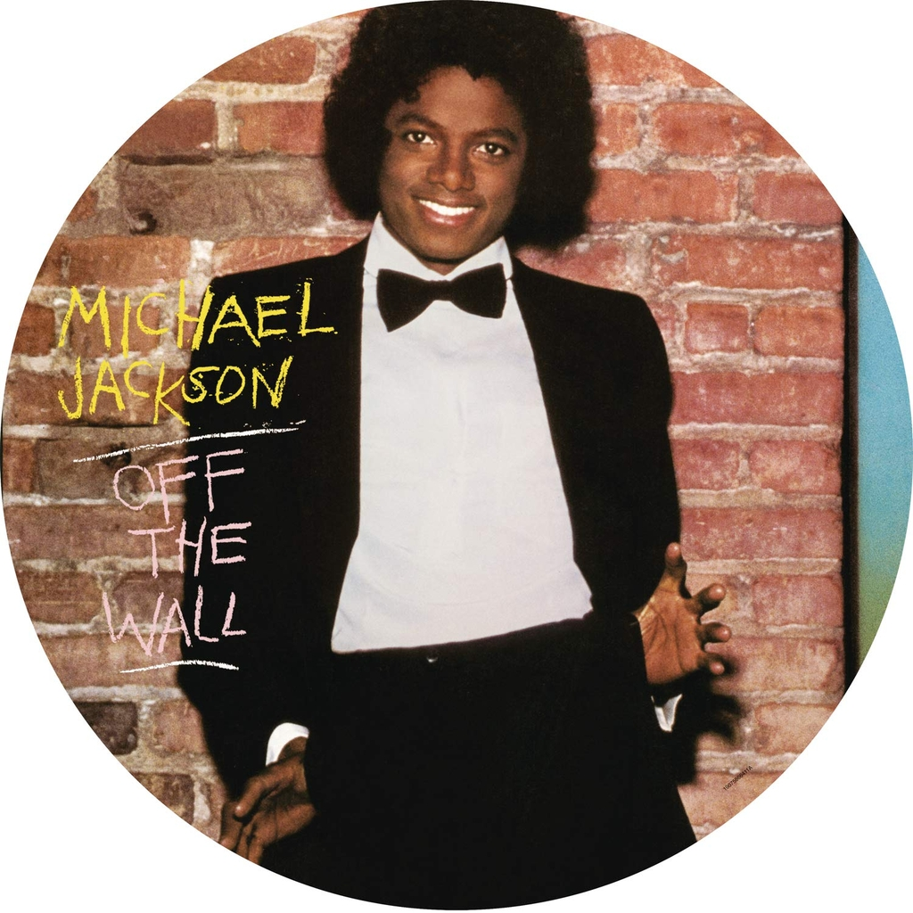 Michael Jackson - Off The Wall (Picture Disc Vinyl LP)