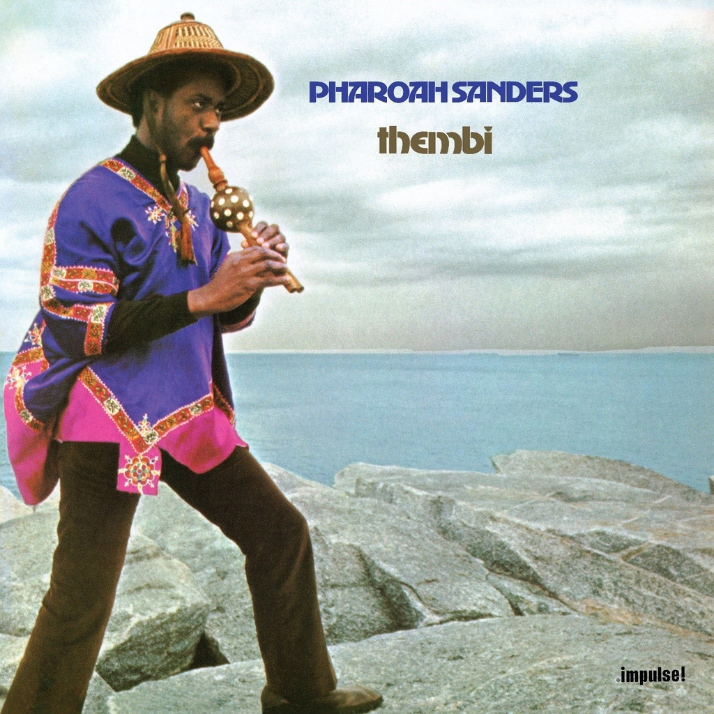 PHAROAH SANDERS - THEMBI (LP)