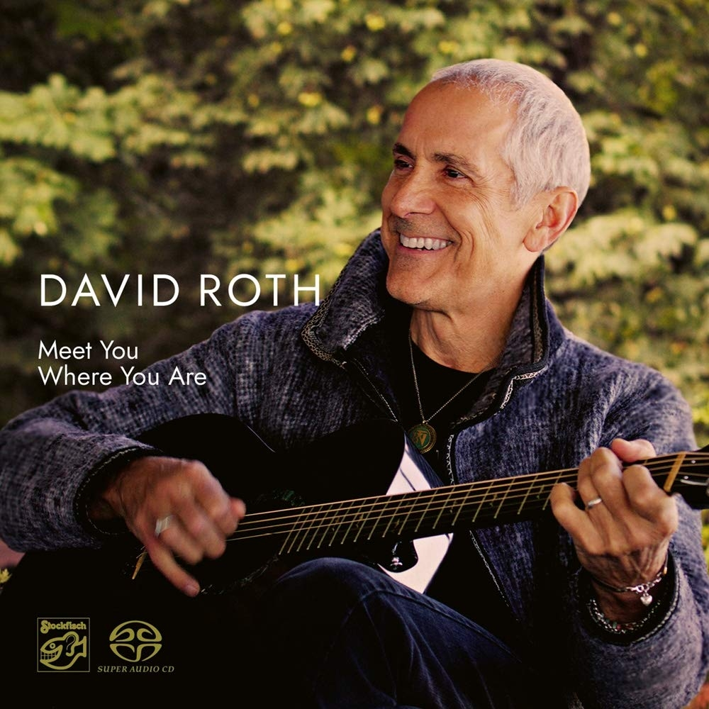 David Roth - Meet You Where You Are