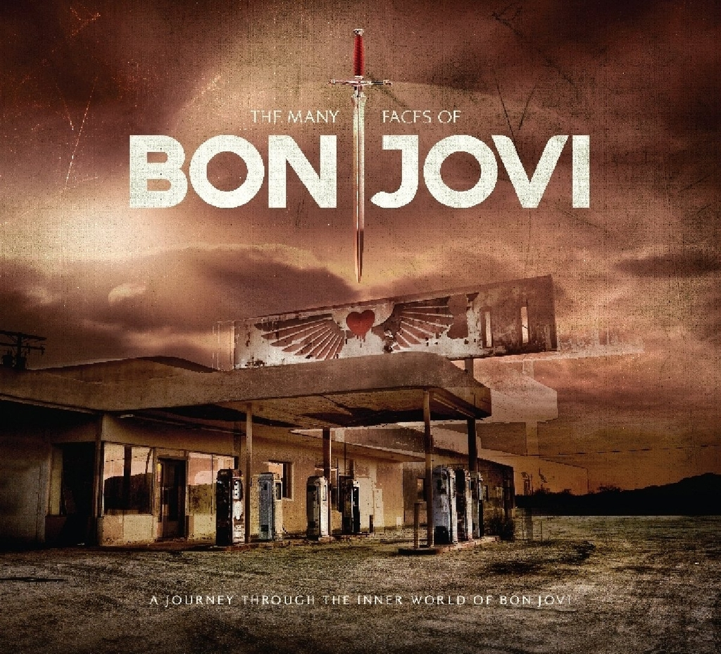 BON JOVI - MANY FACES OF BON JOVI