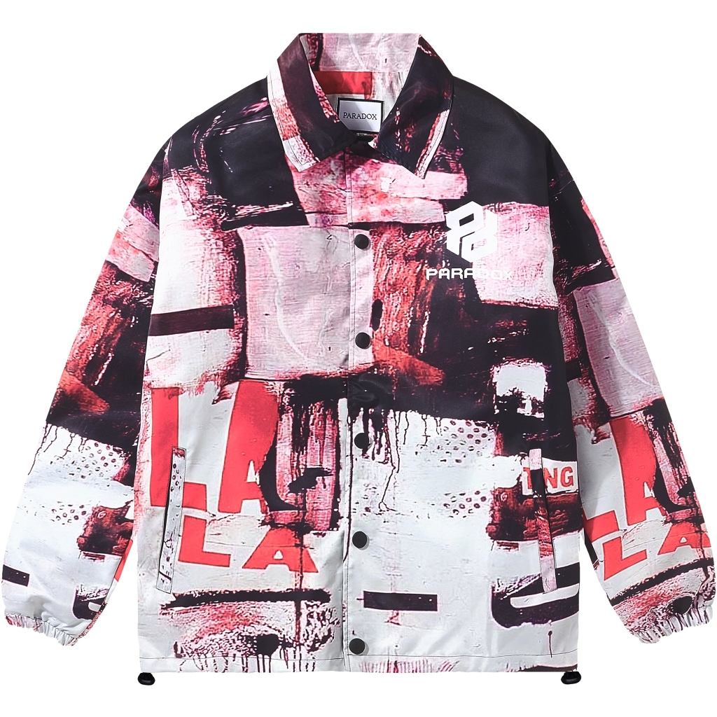 SYLLABARY OVER-PRINTED JACKET