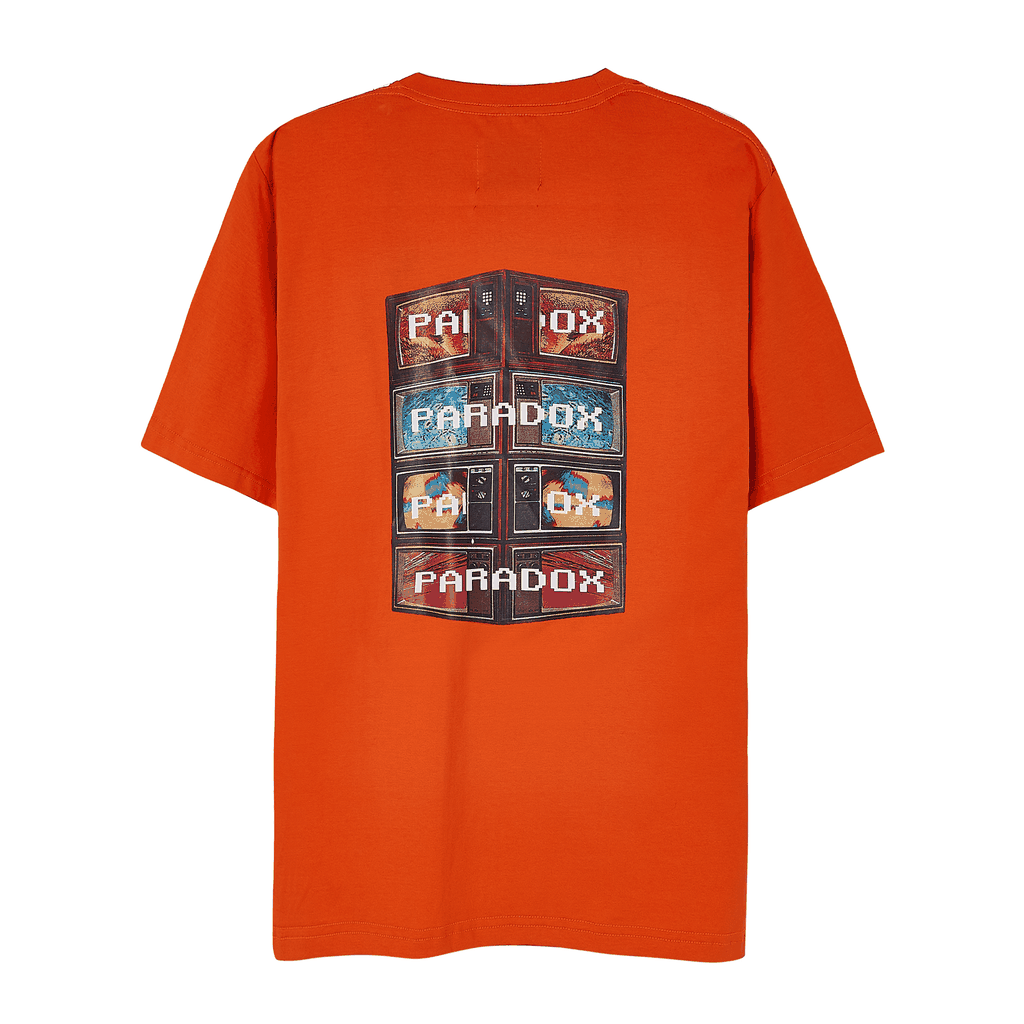 GOGGLEBOX TEE (Orange)