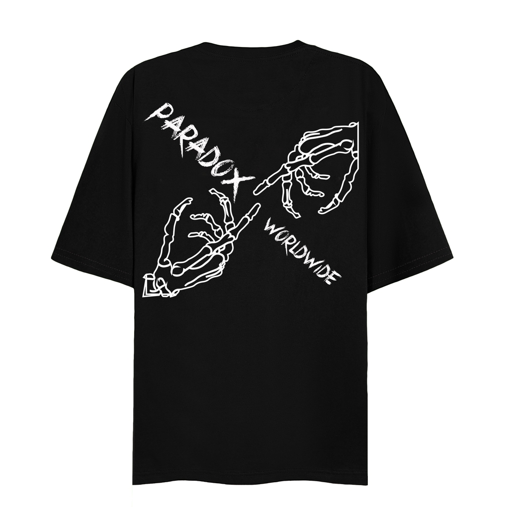 LOVE-FIGHT TEE (Black)