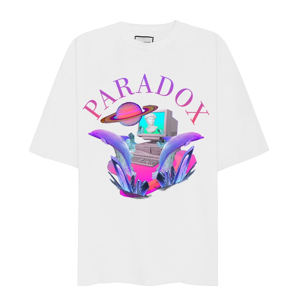 ULTIMATE INTERNET TEE (White)