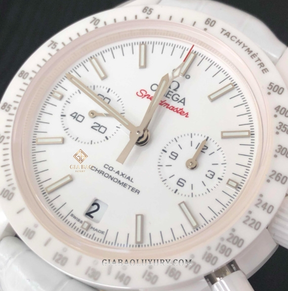 "Đồng Hồ Omega Speedmaster Co-Axial 311.93.44.51.04.002 ""Light of the Moon"""