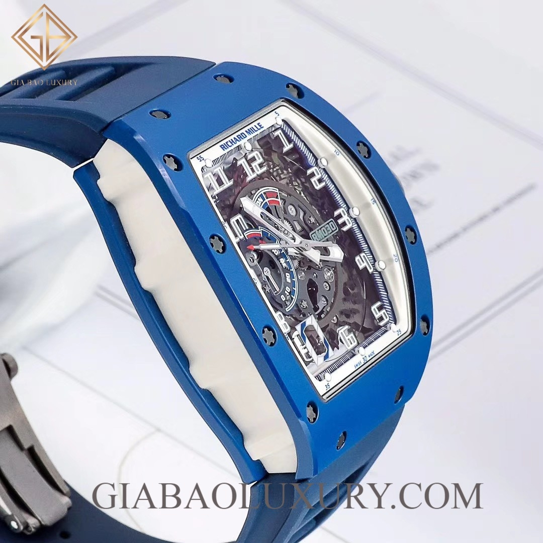 Đồng Hồ Richard Mille RM030 Blue Ceramic EMEA Limited Edition
