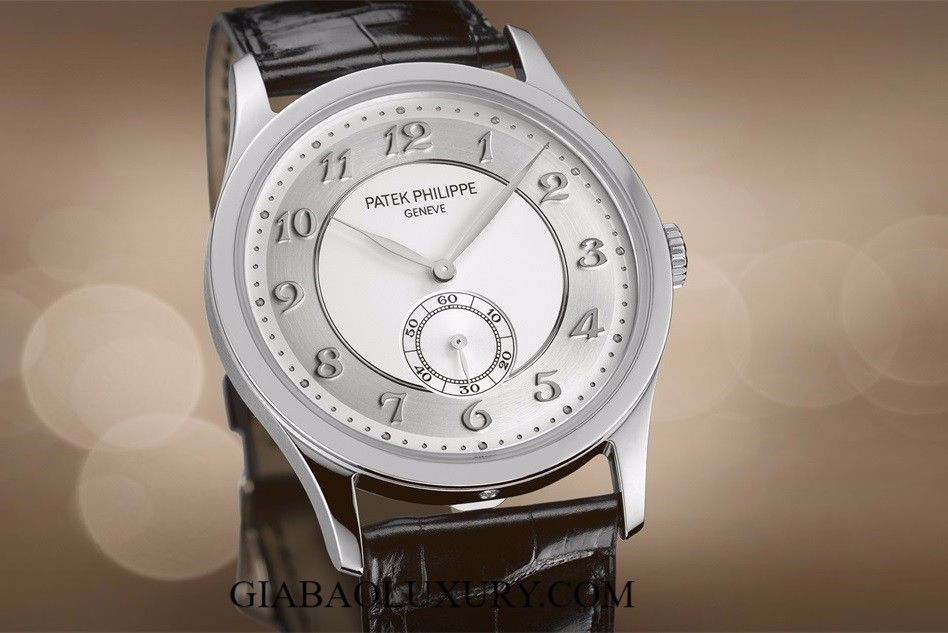 ĐỒNG HỒ PATEK PHILIPPE CALATRAVA 5196P SMALL SECONDS