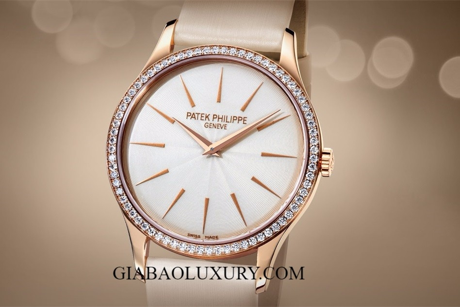 ĐỒNG HỒ PATEK PHILIPPE CALATRAVA 4897R MANUALLY WOUND MECHANICAL MOVEMENT