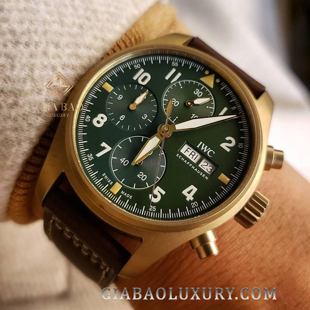 Đồng hồ IWC Pilot Chronograph Spitfire