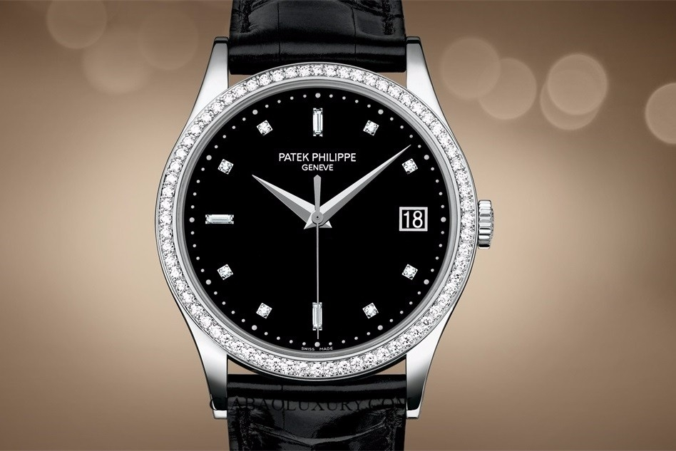 ĐỒNG HỒ PATEK PHILIPPE CALATRAVA 5297G DATE, SWEEP SECONDS