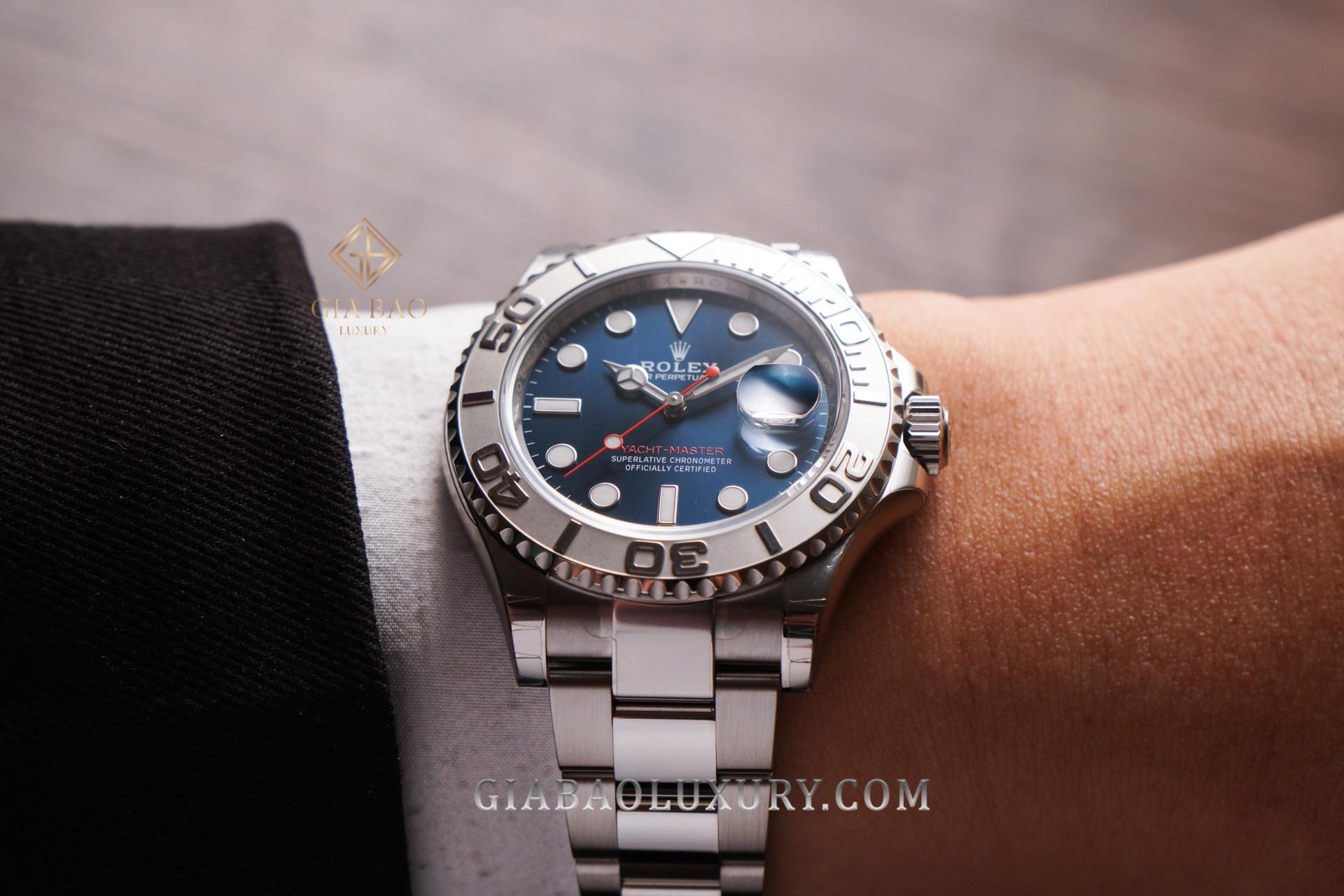 Đồng Hồ Rolex Yacht Master 126622-0002