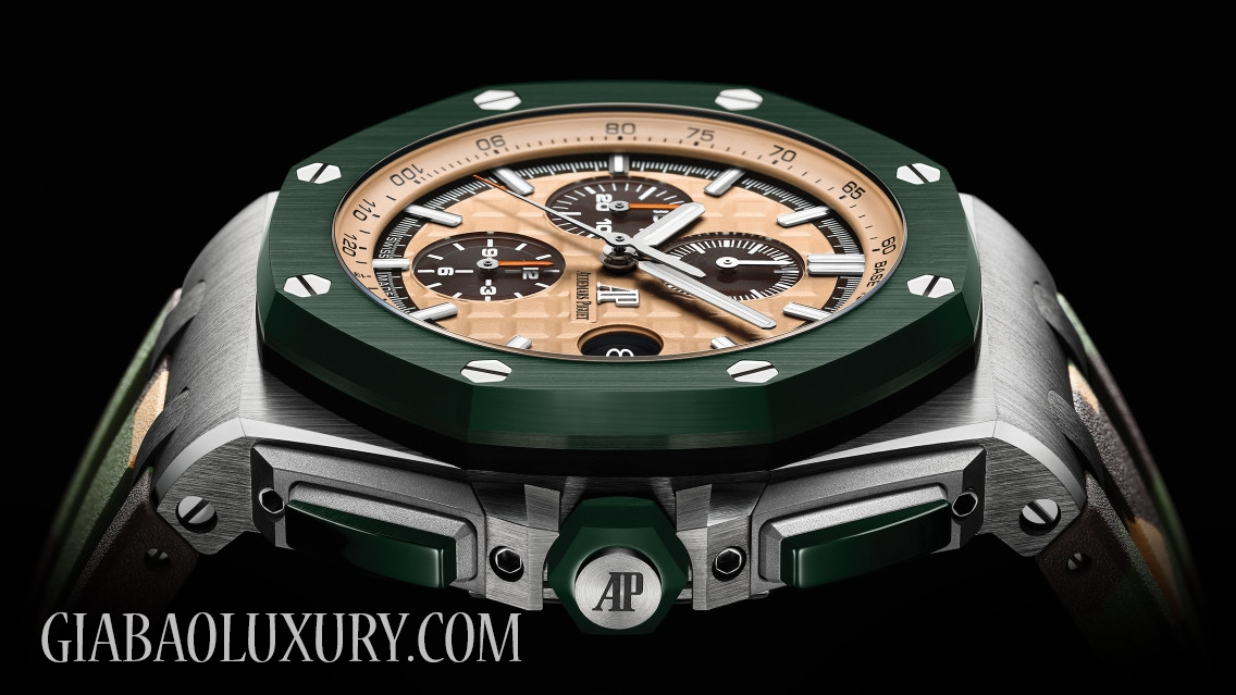 Đồng hồ Audemars Piguet Royal Oak Offshore Combat 26400SO.OO.A054CA.01