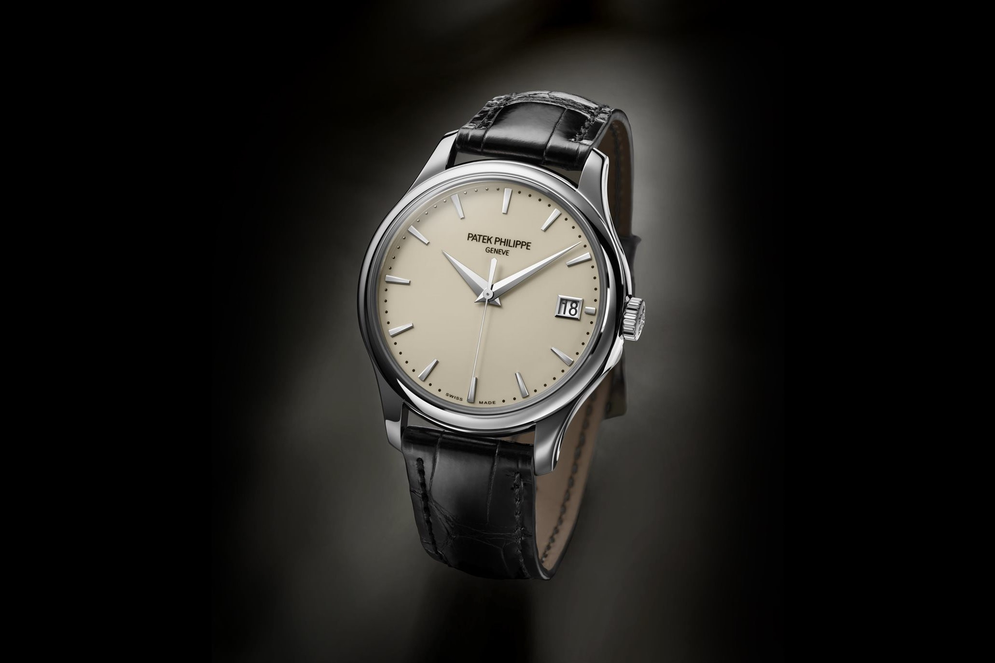 ĐỒNG HỒ PATEK PHILIPPER CALATRAVA 5227G DATE, SWEEP SECONDS