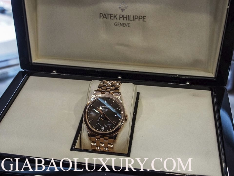 đồng hồ Patek Philippe Annual Calendar 5396