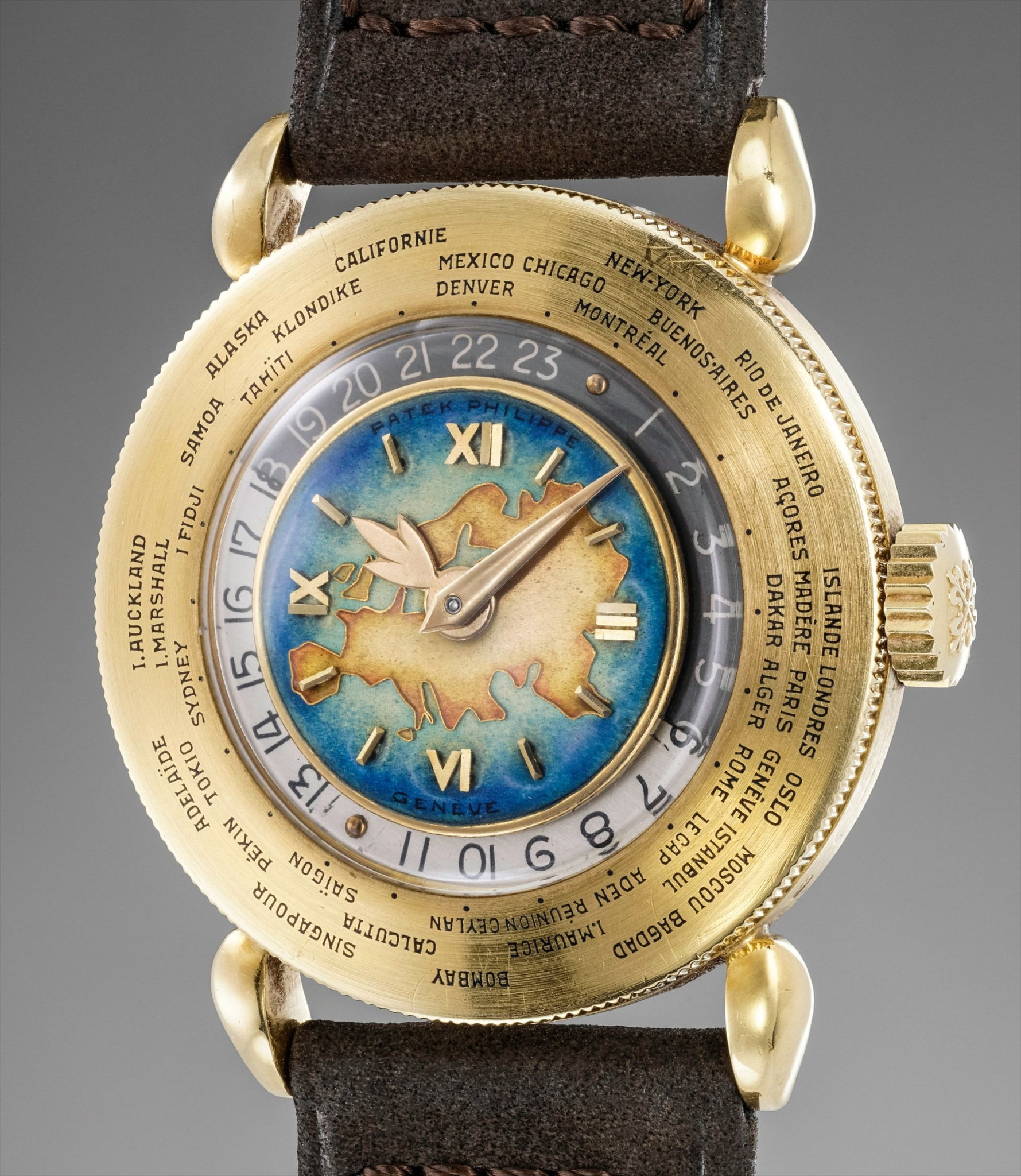 Patek Philippe World Time Ref.1415