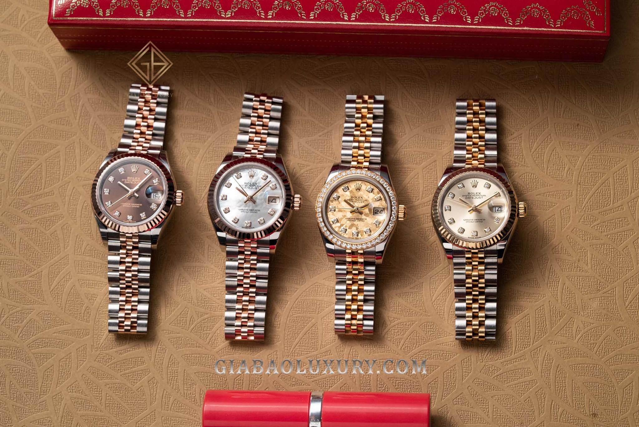 Đồng hồ Lady-Datejust