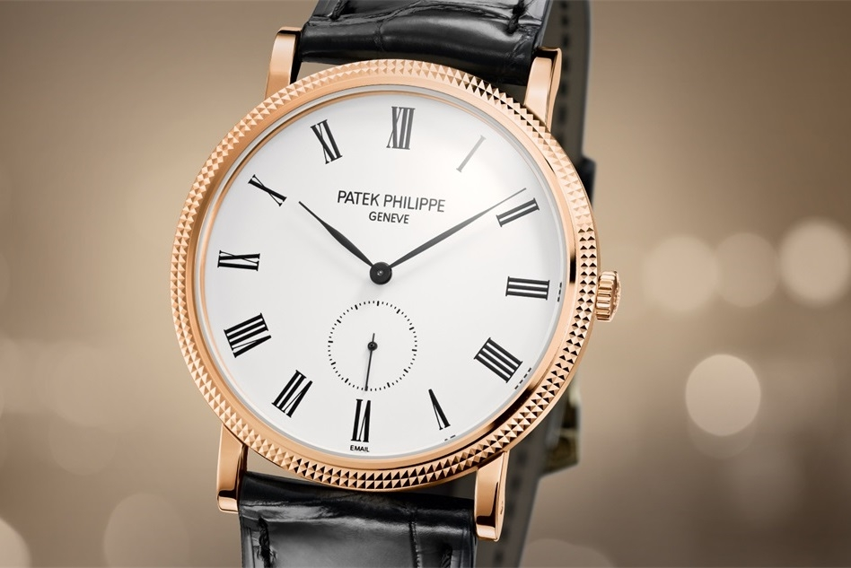 ĐỒNG HỒ PATEK PHILIPPER CALATRAVA 5116R SMALL SECONDS