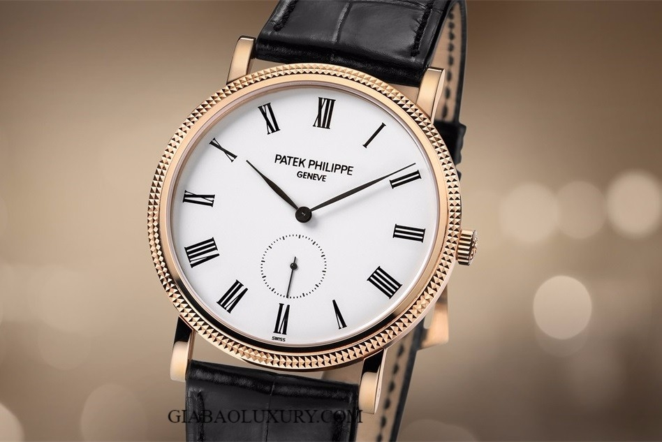 ĐỒNG HỒ PATEK PHILIPPER CALATRAVA 5119R SMALL SECONDS