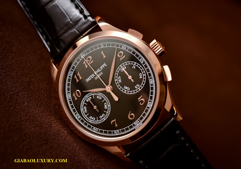 Giới thiệu: Đồng hồ Patek Philippe Chronograph 5172G mới Baselworld 2019
