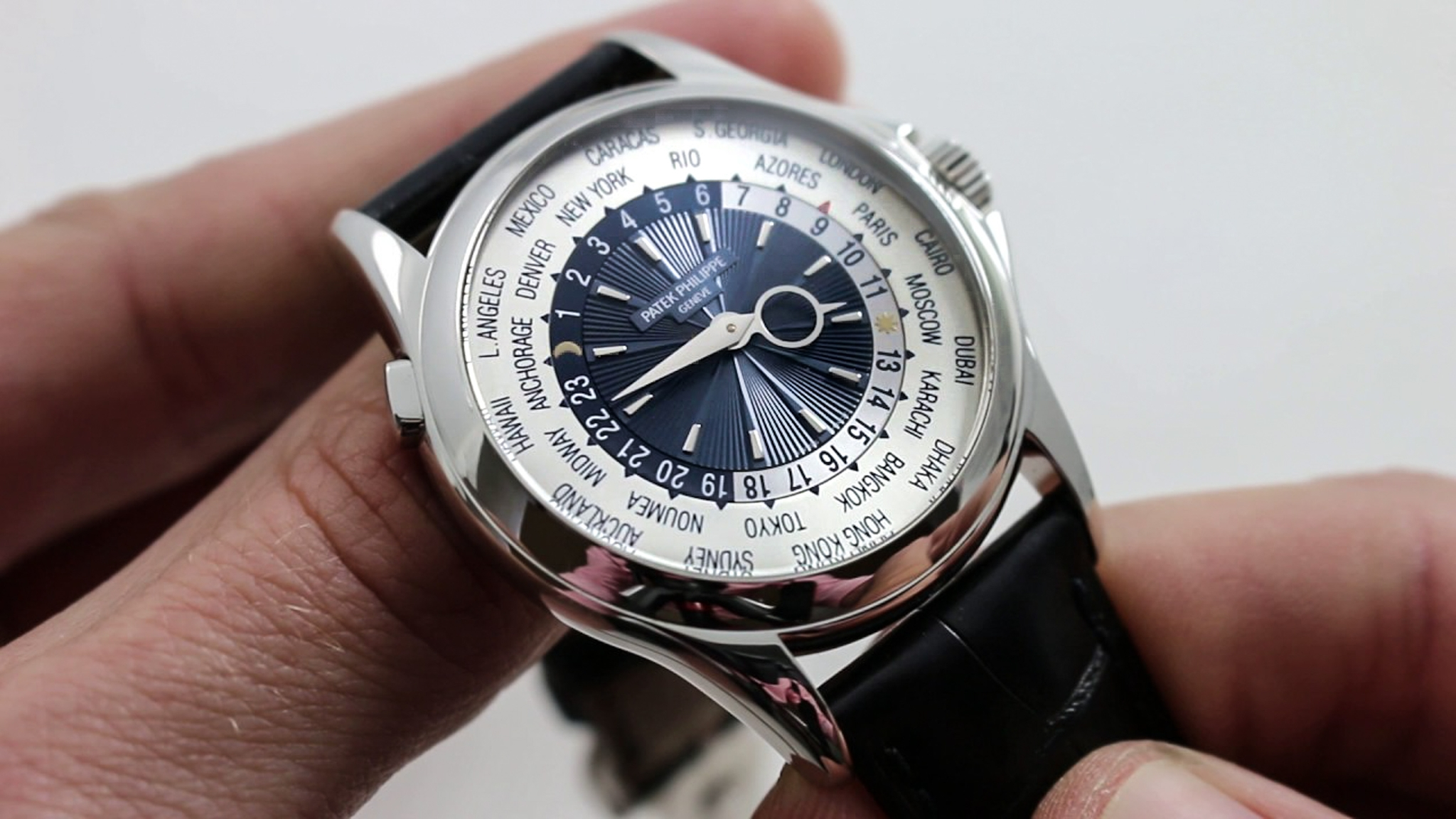 atek Philippe World Time Ref.5230