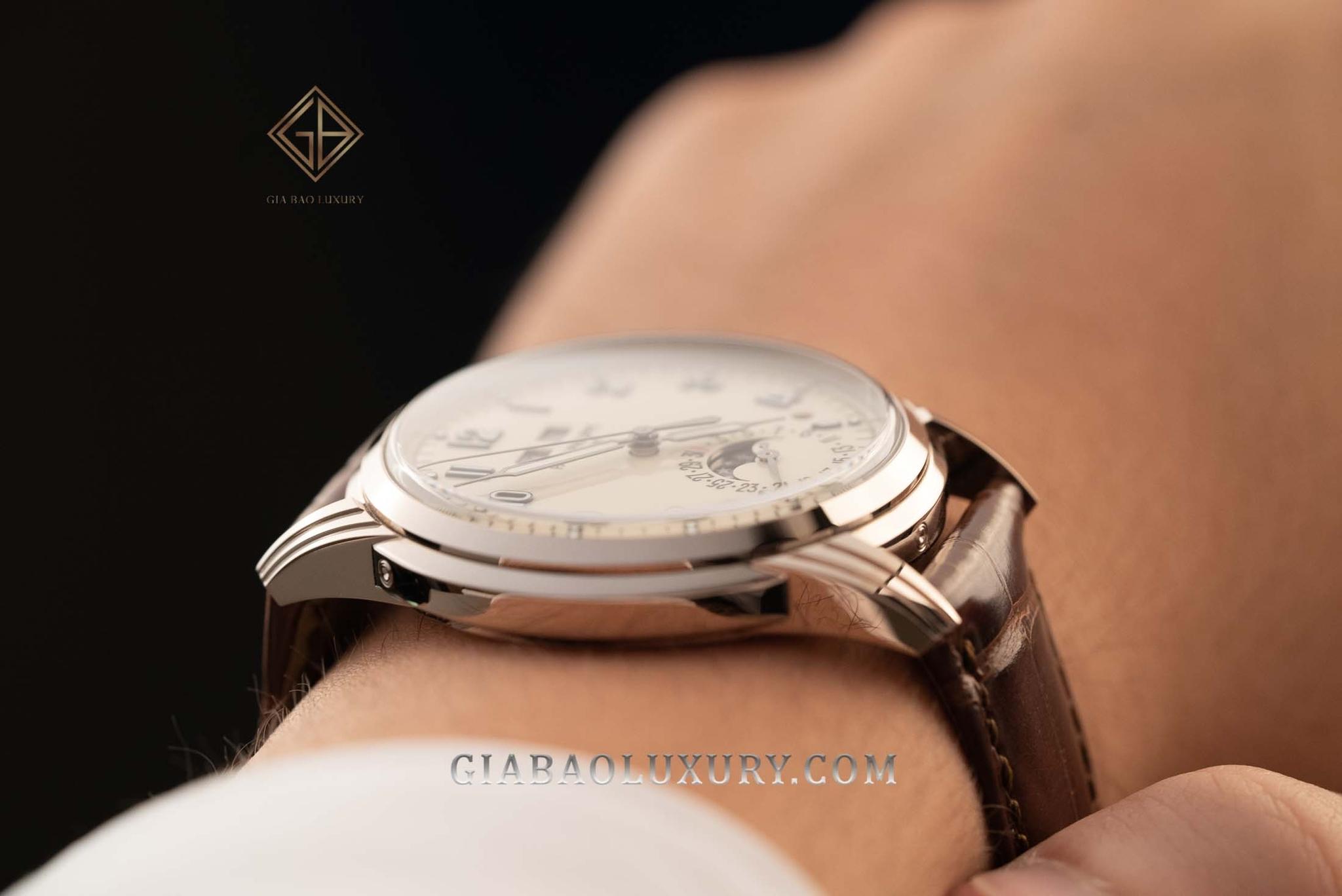 Đánh giá chuyên sâu đồng hồ Patek Philippe Grand Complications 5320G