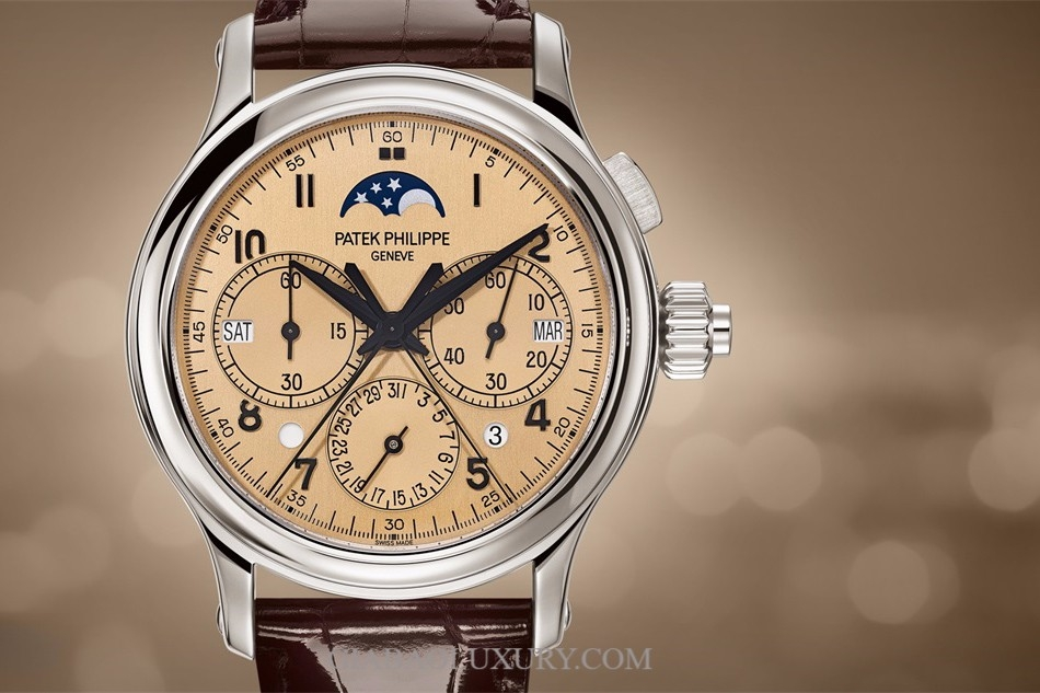 Đồng Hồ Patek Philippe Grand Complications 5372P