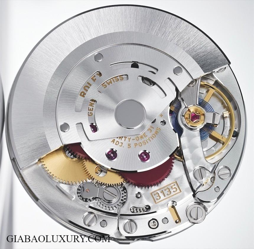 Đồng Hồ Rolex Datejust 116234 Mặt Xanh Navi, Cọc Số La Mã