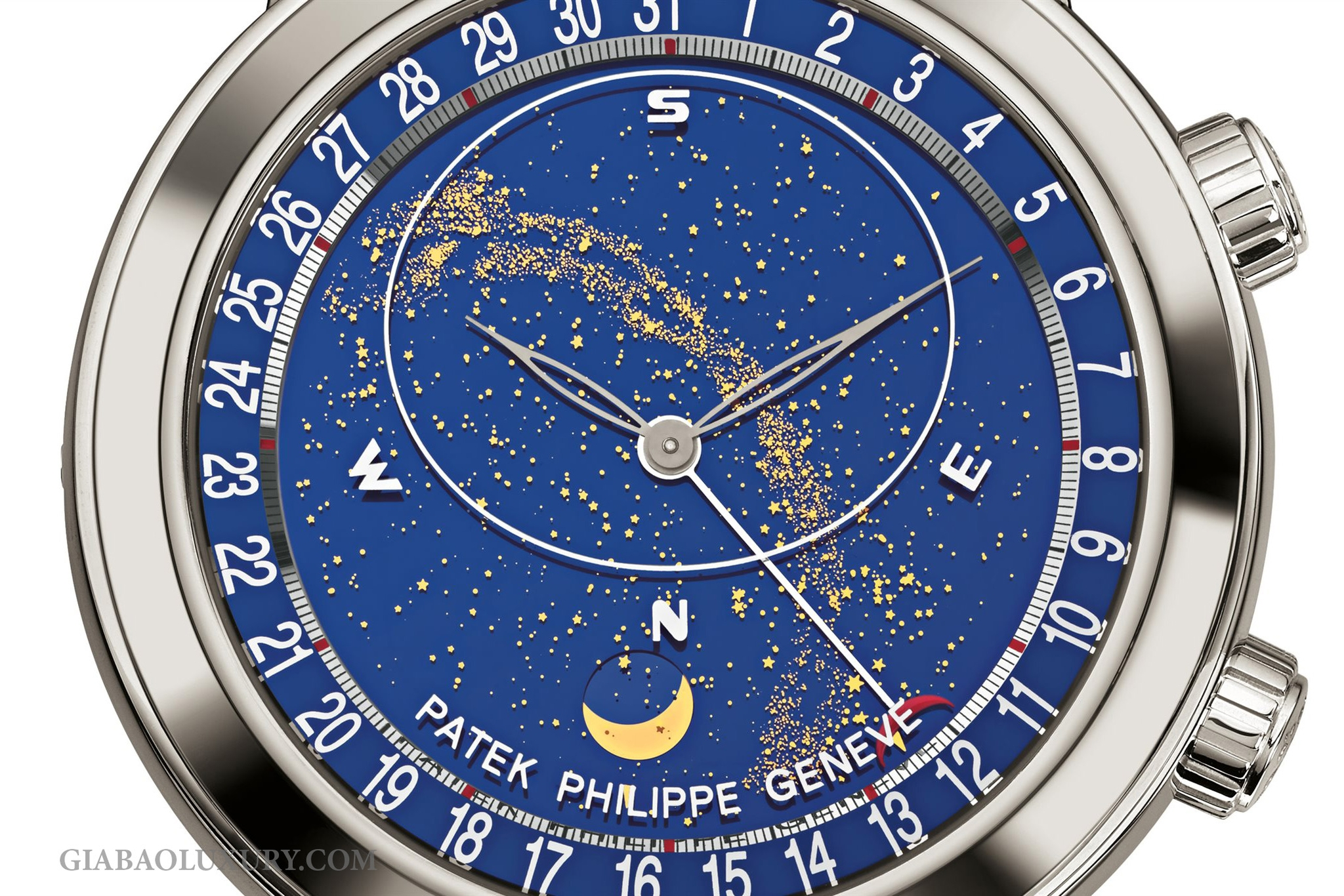 Đồng Hồ Patek Philippe Grand Complications 6102P-001